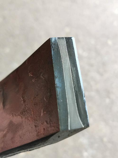 [15] 1.2562 core / Ni / 1.2842 mit ~ 3,1 x 52 x 520 mm