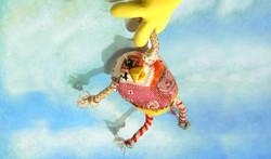 Puppet para el proyecto Truffita