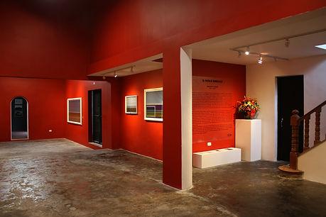 Alejandro Londoño El Paisaje Doméstico en SGR Galería