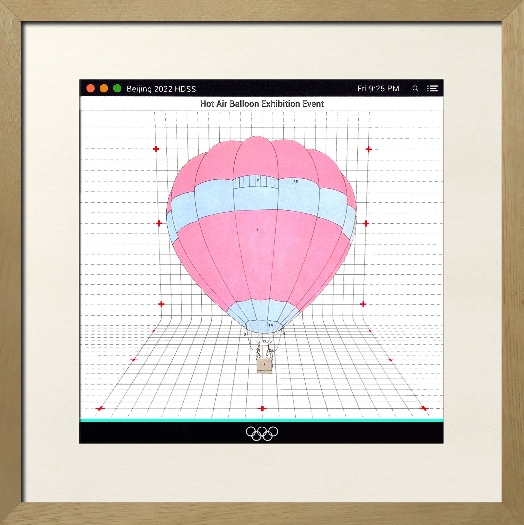 Hot Air Balloon Exhibition Event