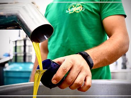 I benefici dell'olio Evo