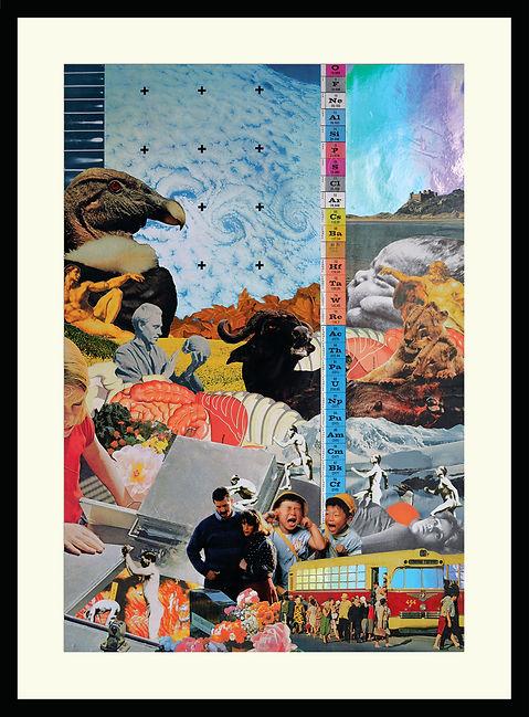 Contemporary Collage