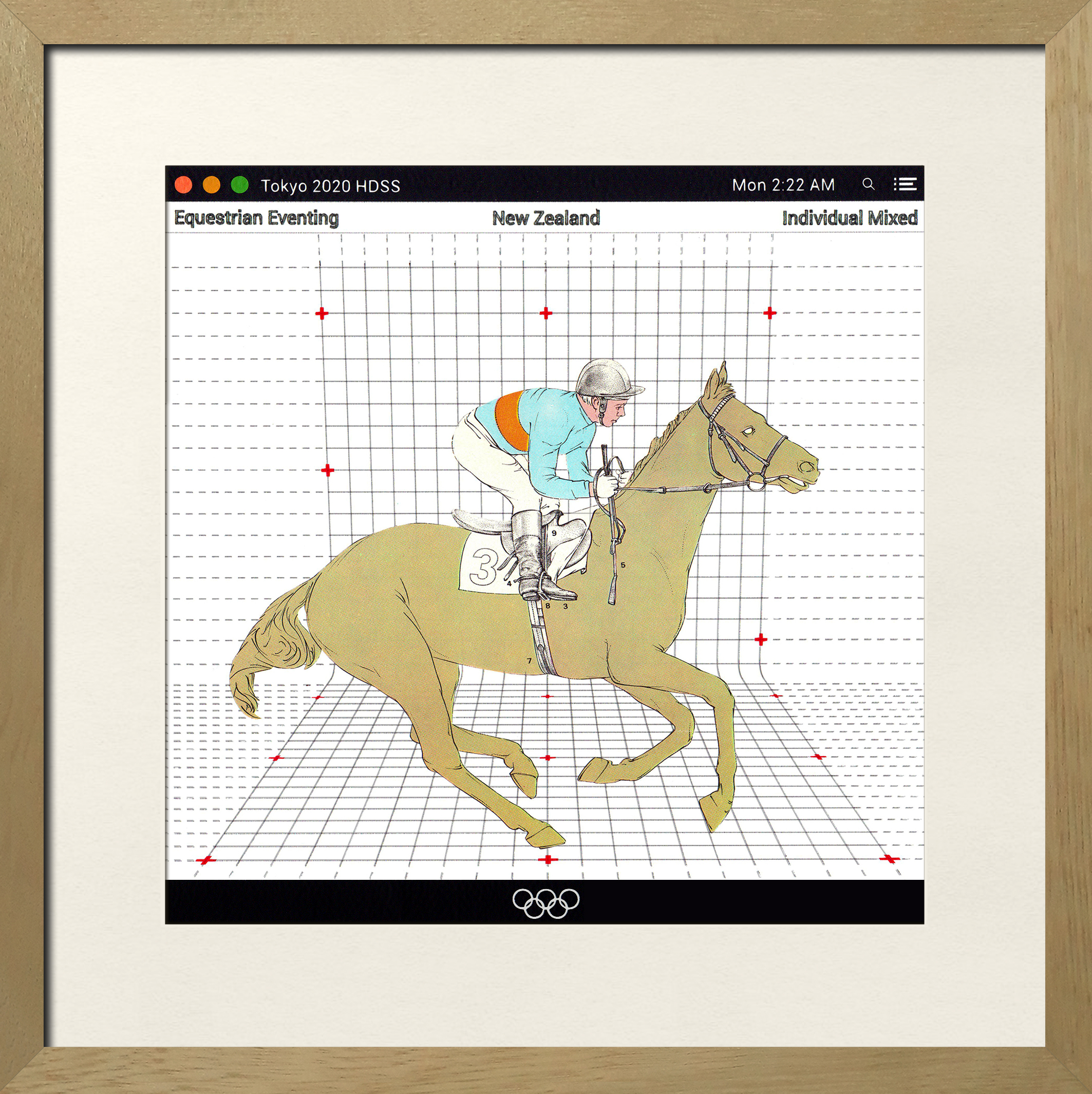 Equestrian Eventing