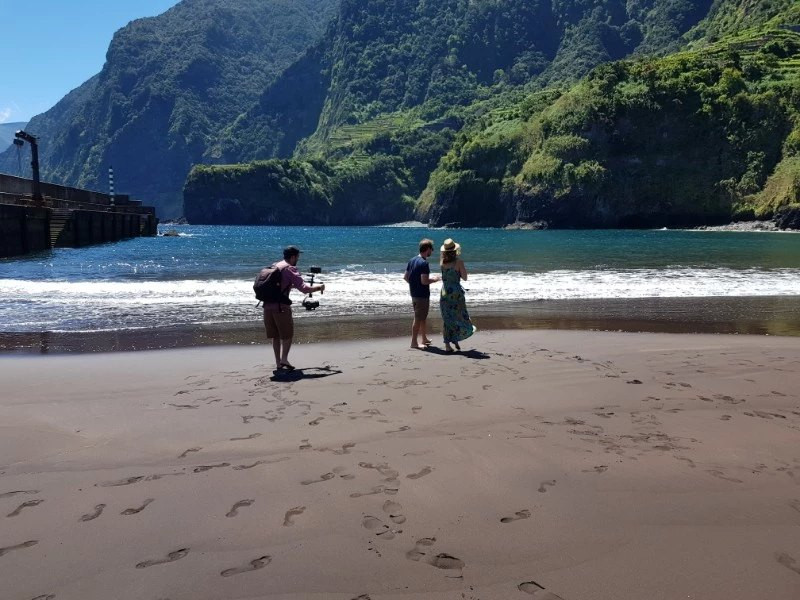 Manuel Tours, Madeira, Promotional Video