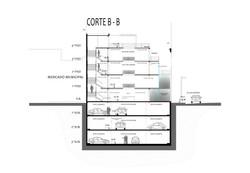 CORTE B-B