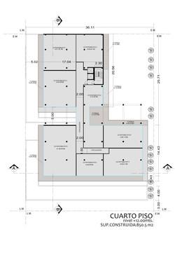 cuarto piso