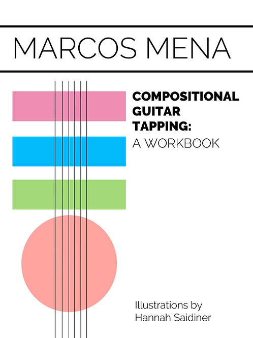 Compositional Guitar Tapping