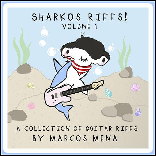 Sharkos Riffs Vol.1