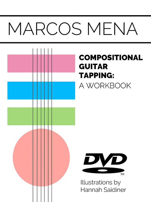 Compositional Guitar Tapping: Video Lesson Series
