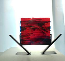 Red/Blue Sun study