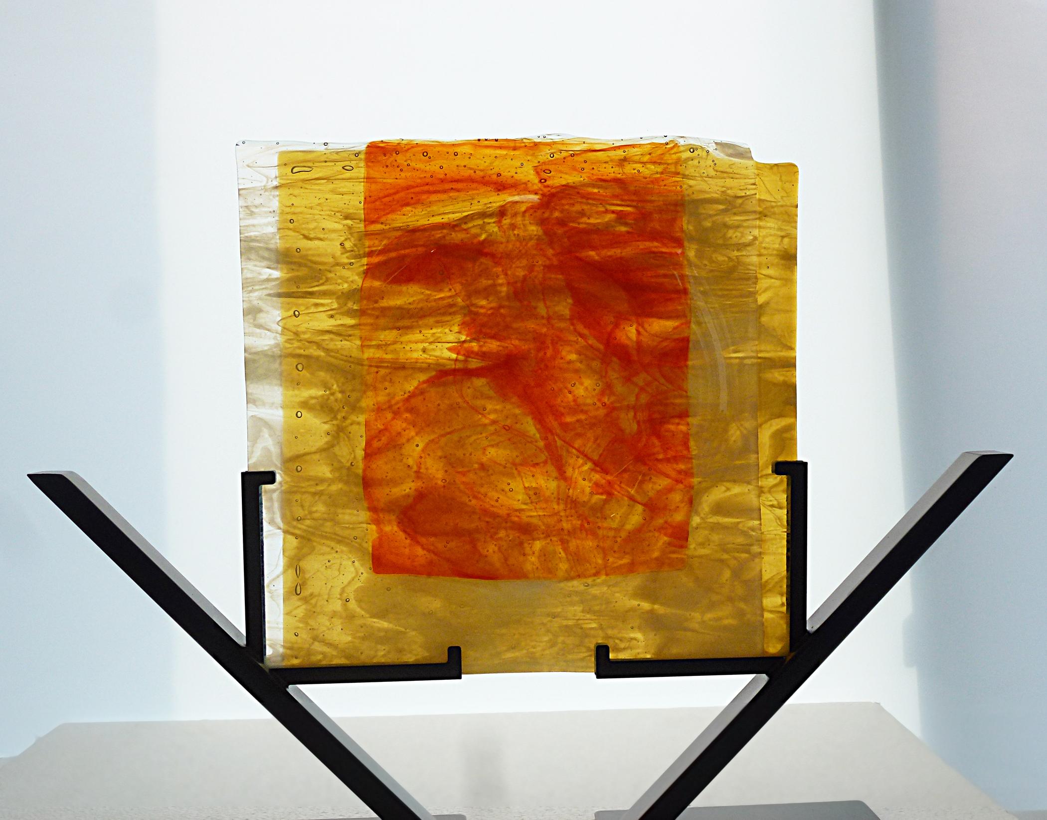Amber Sun study 1a