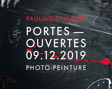 Pauline Stauffer | photo peinture | photographe Yverdon
