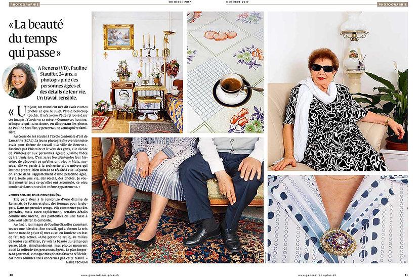Pauline Stauffer | beauté du temps Renens | photographe Yverdon