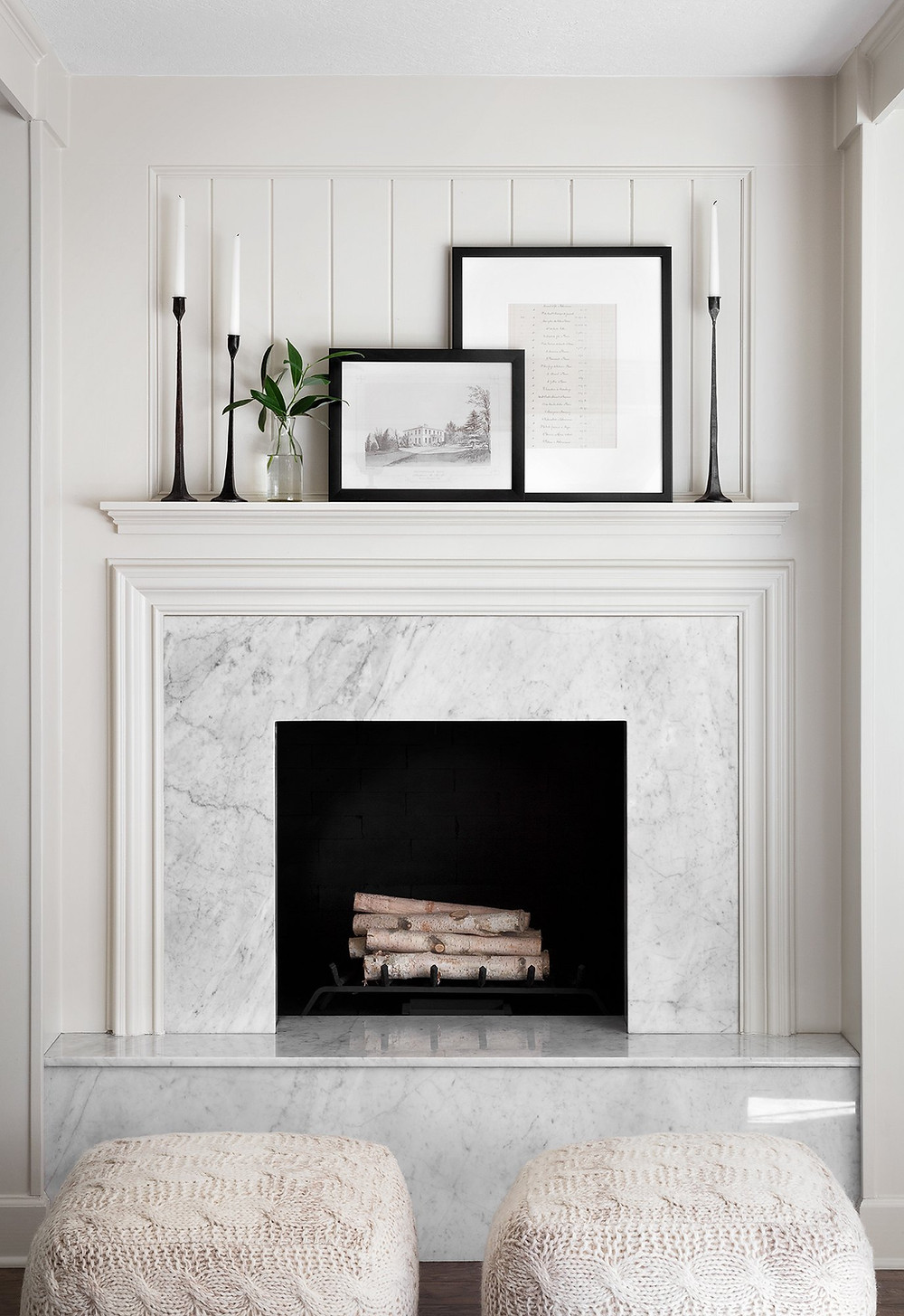 6 Tricks To Decorate A Mantel Like Joanna Gaines