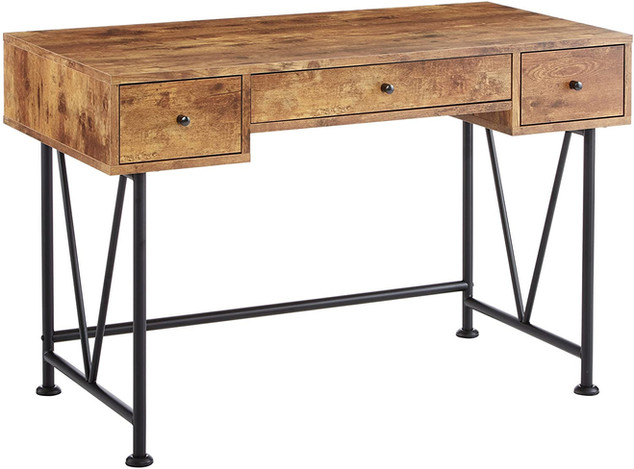 Industrial Writing Desk