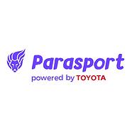 Parasport powered by Toyota Logo