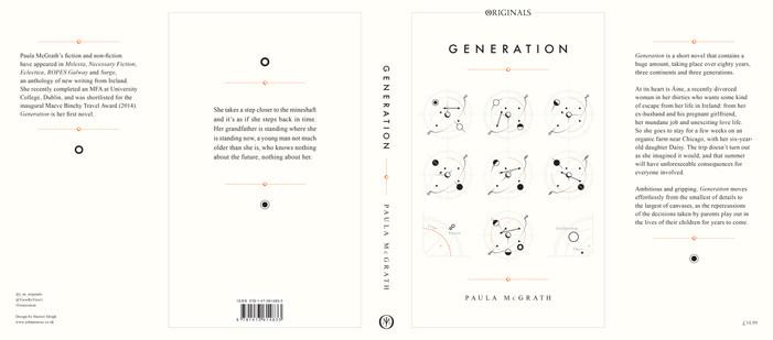Generation by Paula McGrath, 2015