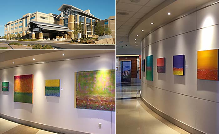 Centura Hospital Healing Arts Exhibition