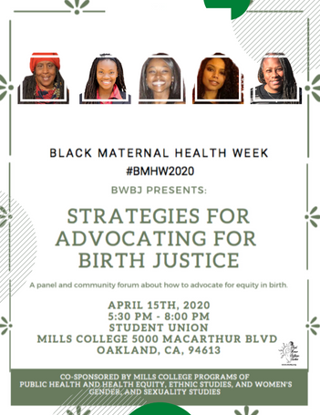 Strategies for Advocating for Birth Justice