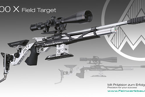Feinwerkbau 800X PCP Air Rifle