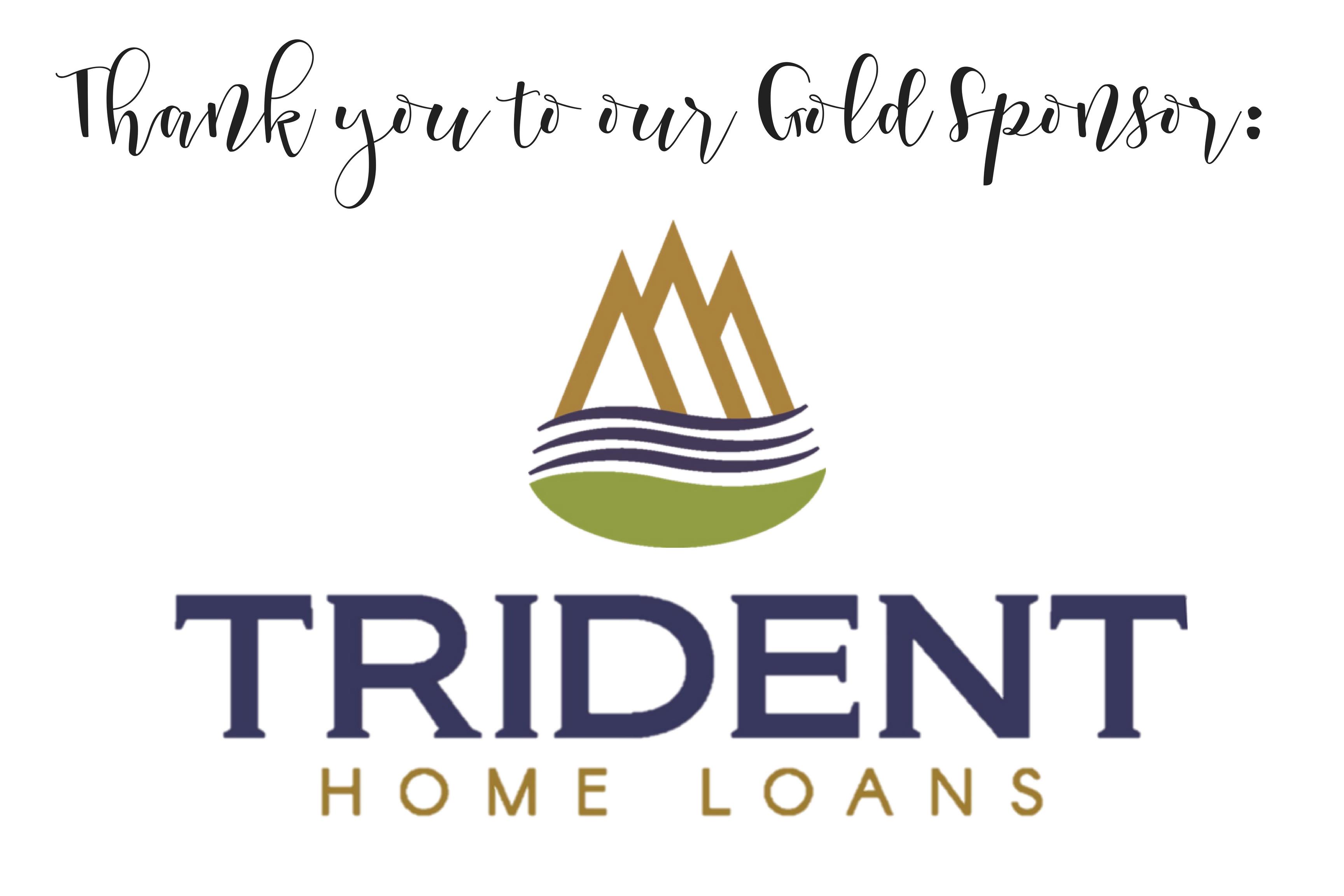 Trident sponsor sign