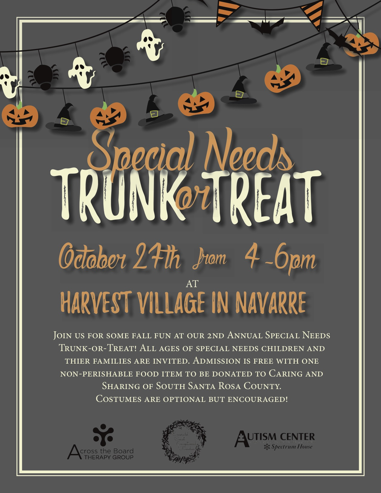 ECEF_Special Needs Trunk or Treat