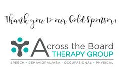ATB sponsor sign