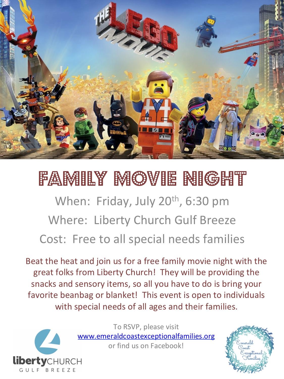 Liberty church movie