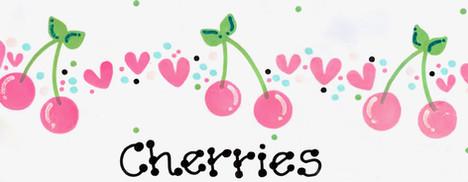 Design: Cherries