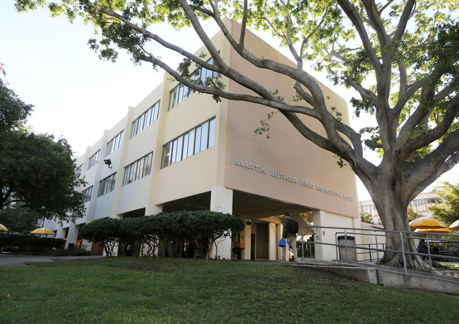 Cal State LA King Hall Building