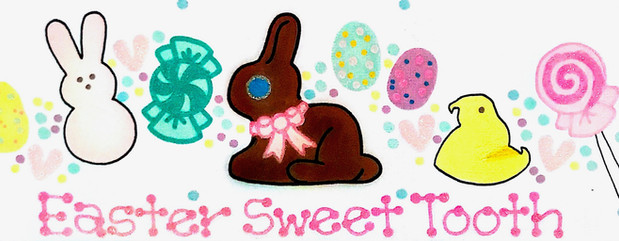 Design: Easter Sweet Tooth
