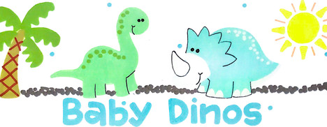 Design: Baby Dinos