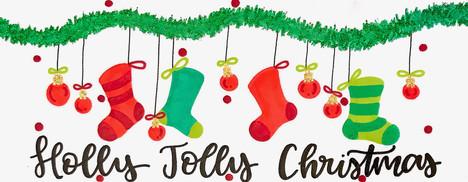 Design: Holly Jolly Christmas