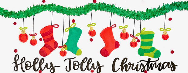 Design: Holly Jolly Christmas