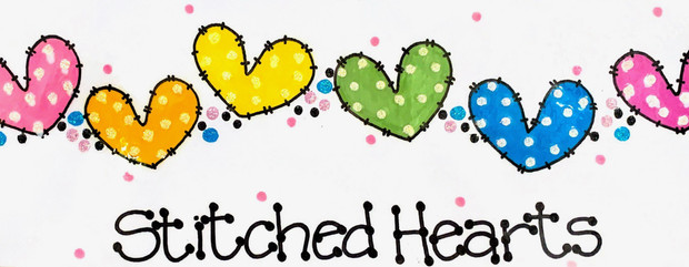 Design: Stitched Hearts