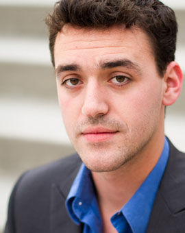 Nick Mizrahi - Shakespearience actor