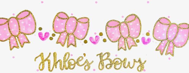 Design: Khloe's Bows