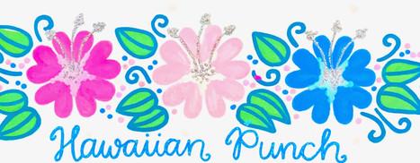 Design: Hawaiian Punch