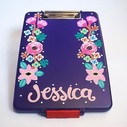 Colored Slim Case Clipboard