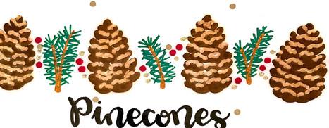 Design: Pinecones