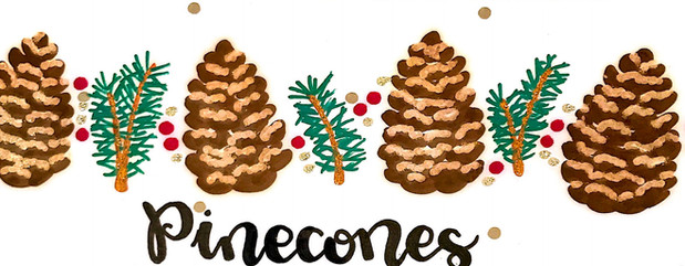 Design: Pinecones