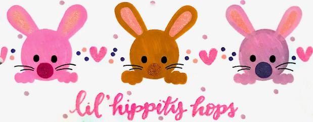 Design: Lil' Hippity Hops