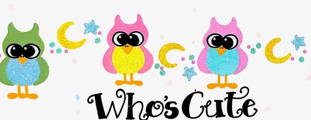Design: Who's Cute