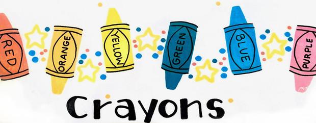Design: Crayons