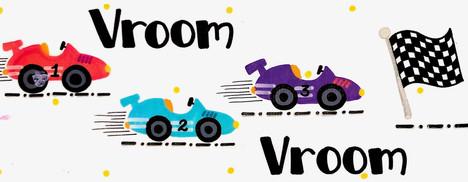 Design: Vroom Vroom