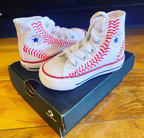 Personalized Kids Sneakers