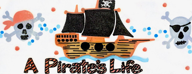Design: A Pirate's Life