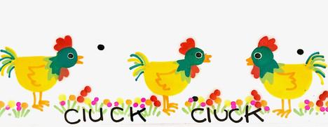 Design: Cluck Cluck