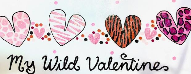 Design: My Wild Valentine