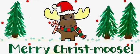 Design: Merry Christ-moose